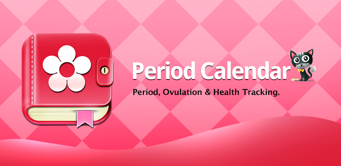 PERIOD CALENDAR - PROBABLY THE BEST PERIOD TRACKING APP