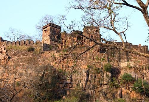 Ranthambore Fortress