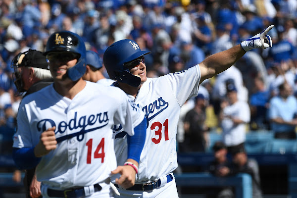 c2bcc4b86 How Dodgers  eight-home run outburst portends more than just power