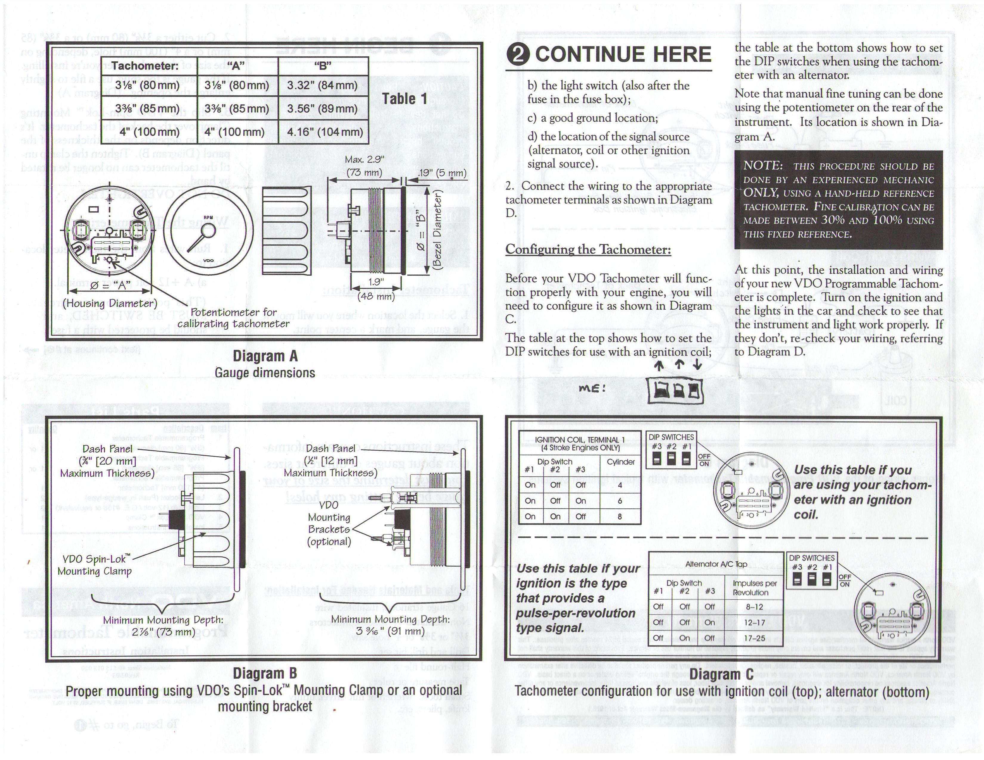 Vw Vdo Tach Wiring Diagram Wiring Diagram Multimedia Multimedia Wallabyviaggi It