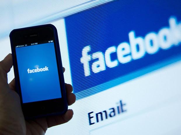 Facebook é a rede social mais popular do Brasil - país tem 99 milhões de usuários  (Foto: Karen Bleier/AFP Photo)