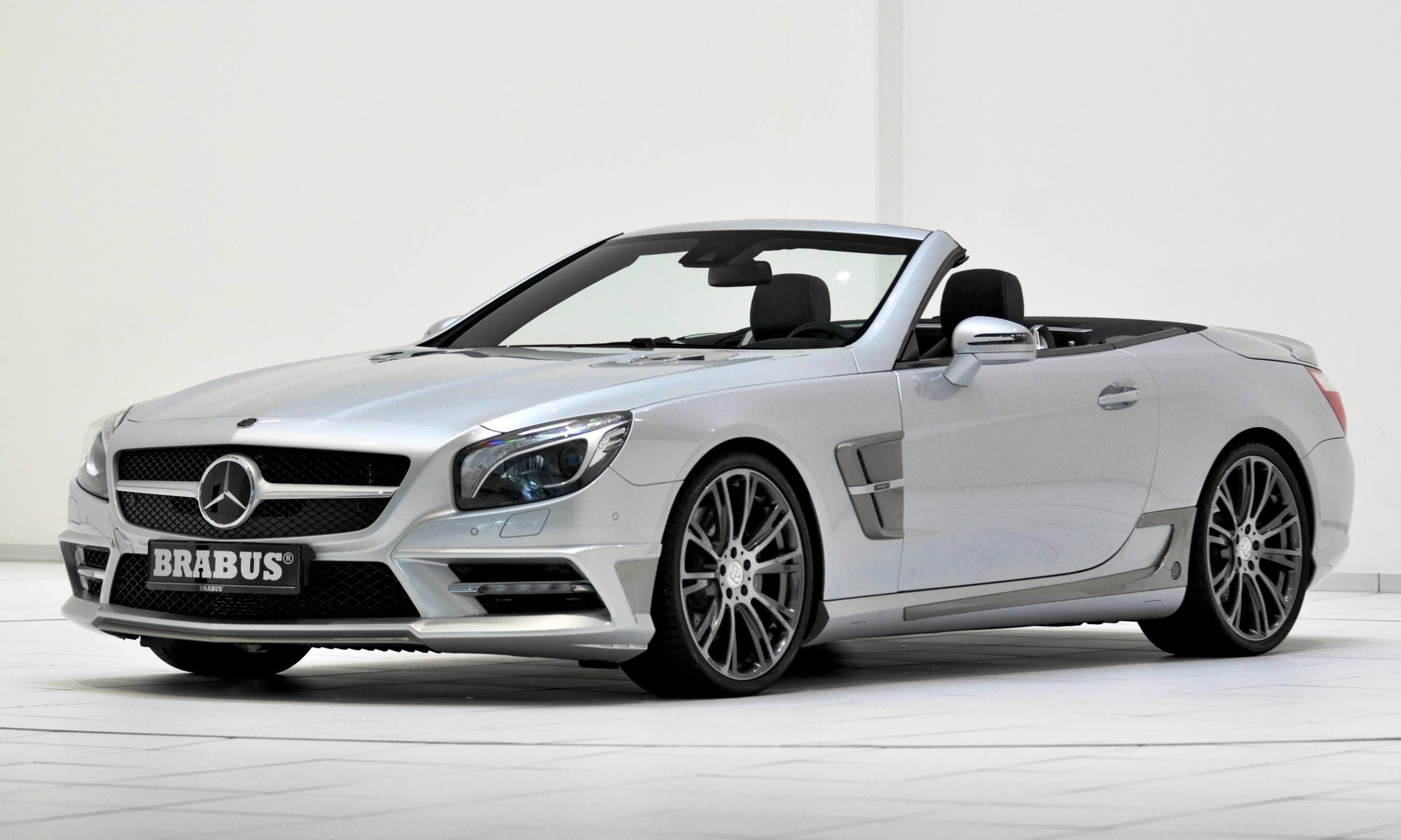 BRABUS Mercedes-Benz SL550
