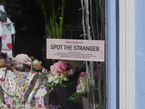 Spot The Stranger
