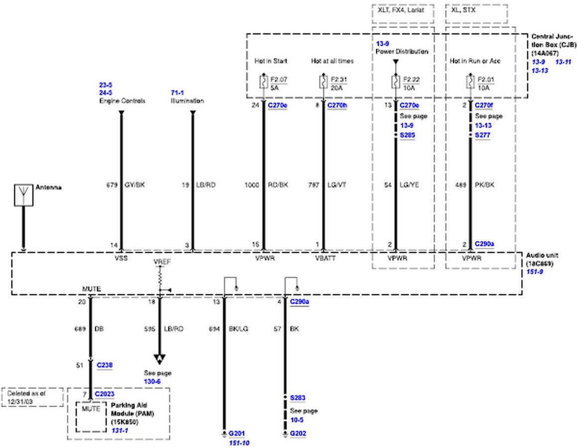 2005 F150 Crew Cab Radio Wiring Diagram Wiring Diagram Alternator D Alternator D Sposamiora It