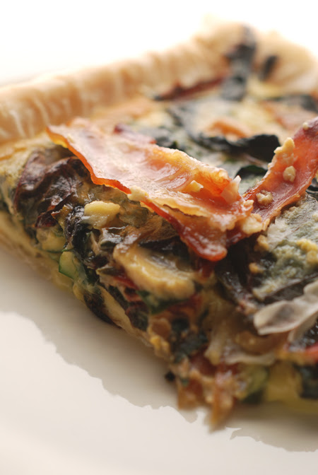 rainbow chard tart© by Haalo