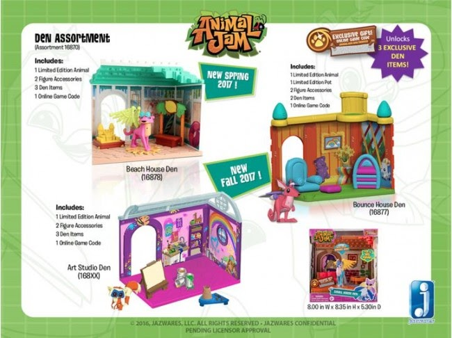 The Animal Jam Whip Lots Of New Aj Toys To Come In 2017 Possible New Animal Leak