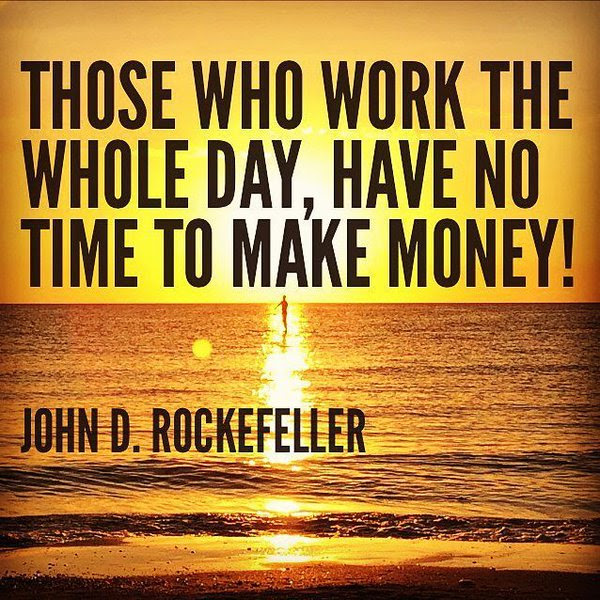 john d rockefeller quotes money
