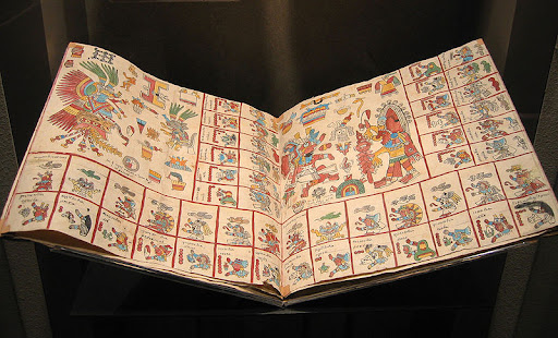 File:Aztec codex replica.jpg