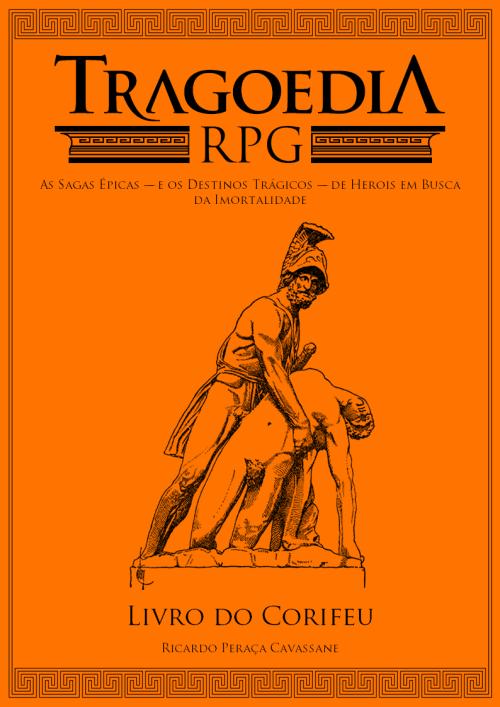 Livro do Corifeu - Tragoedia RPG