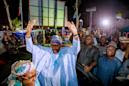 Nigeria's Buhari wins second term as president