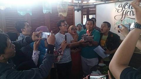 Hajatan sewindu Blogger Bogor
