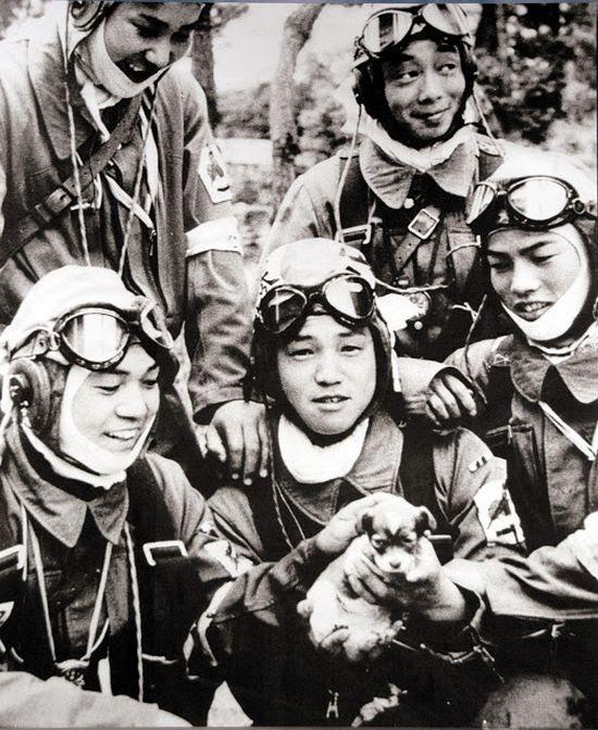 pilot-kamikaze