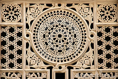 Egyptian Window Ornament