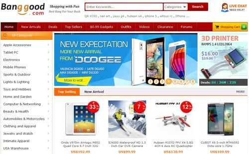 أفضل 10 مواقع للتسوق عبر الإنترنت من الصين + شحن مجاني