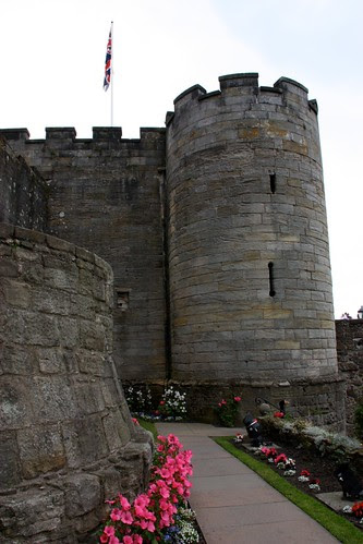 Stirling Castle tower