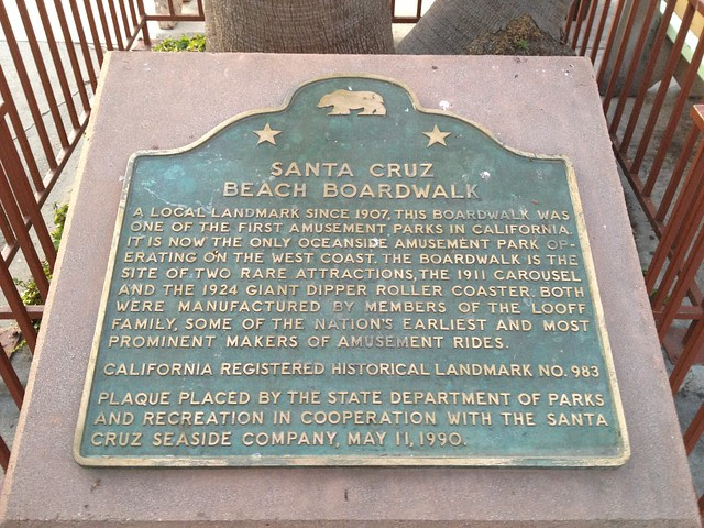 California Historical Marker #983