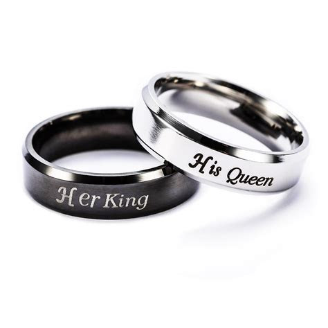 2018 Couple Rings Cheap Rings Simple Engagement Rings