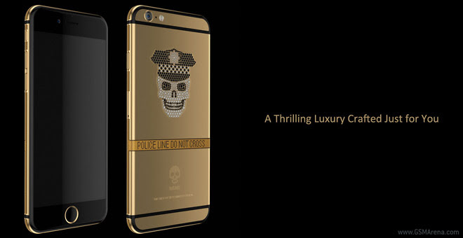Mana Skull iPhone 6 reminds you of your own mortality in the most decant way