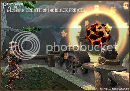 PostcardsFromAzeroth.com: Breath of the Black Prince