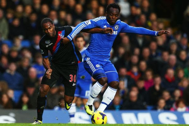 Going, going, gone: Essien has left Stamford Bridge
