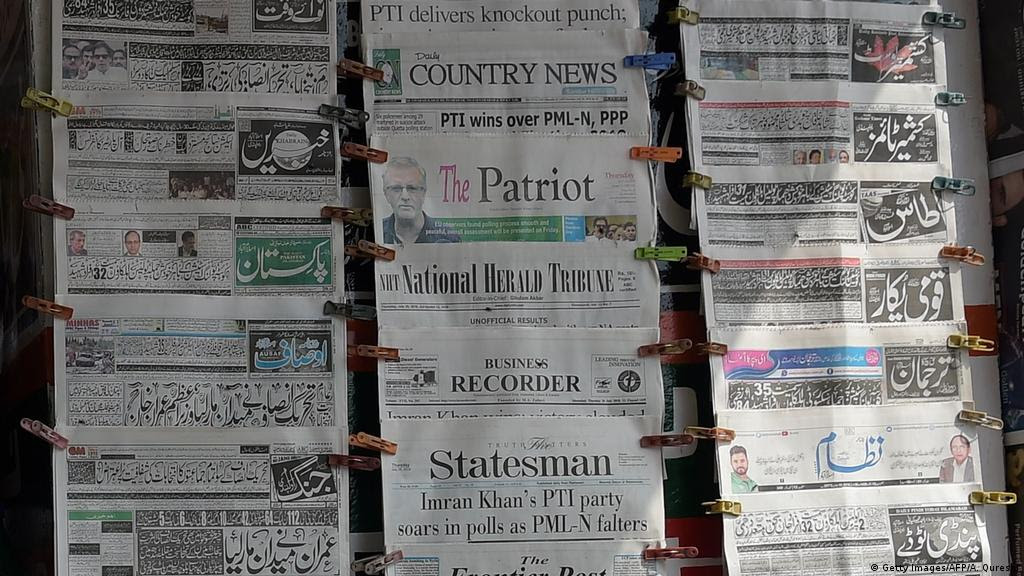 Pakistan: Media regulatory bill proposes jail term for journalists
