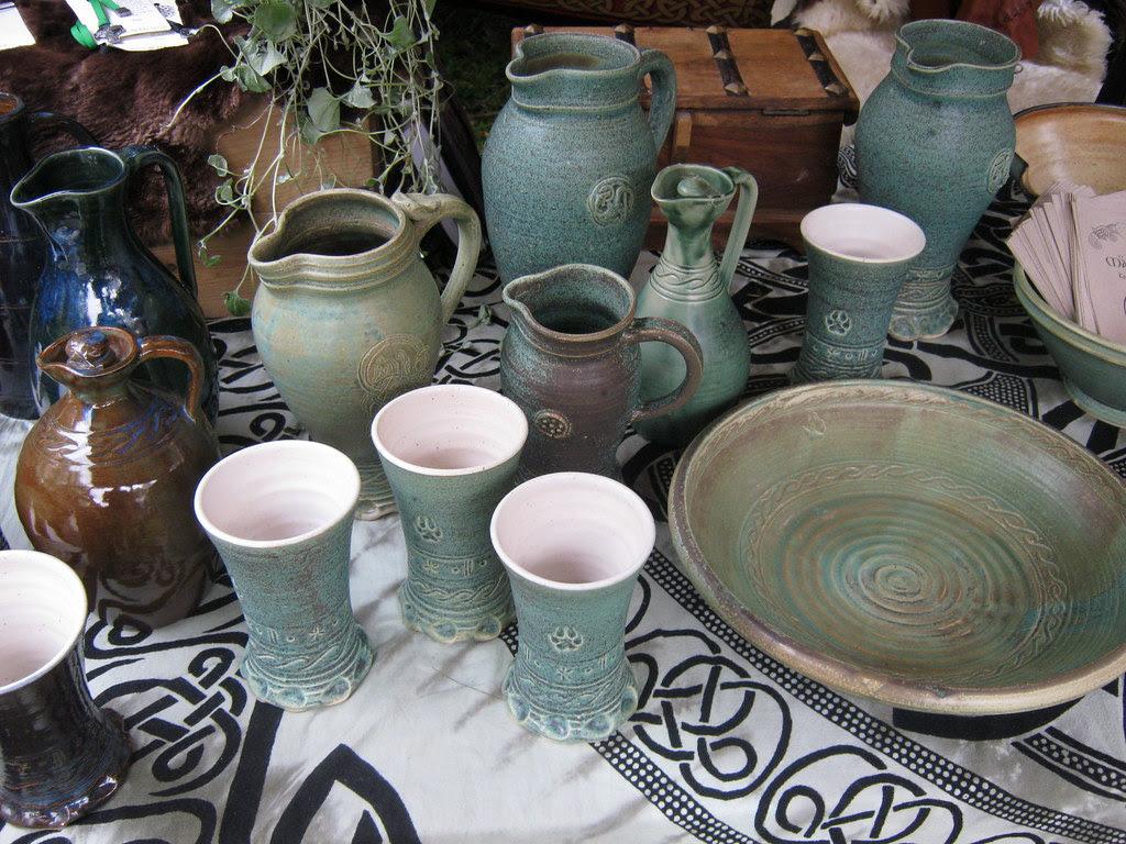 Månvind Pottery
