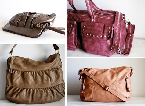 morelle handbags spring 2010 collection