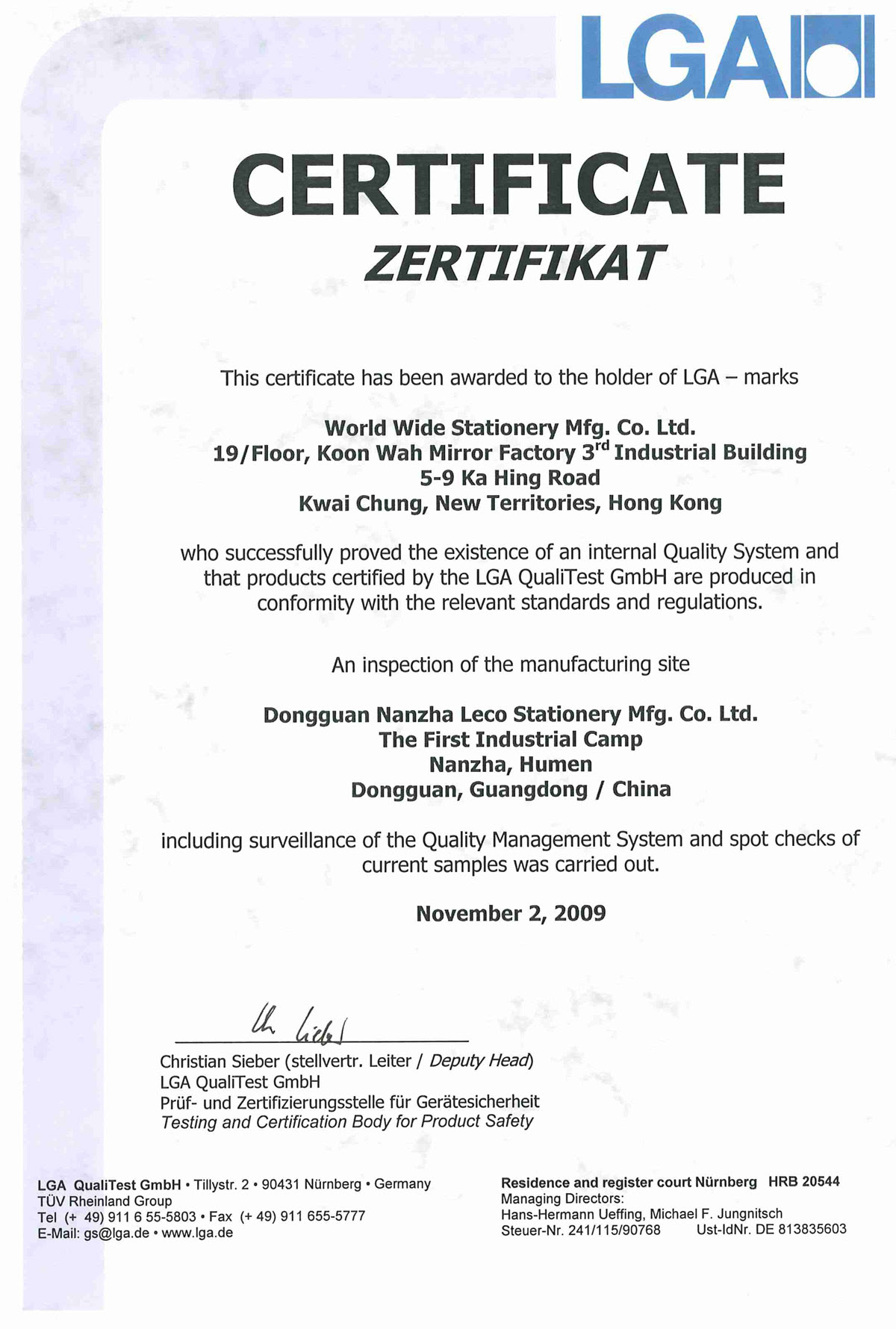 Certificate Quality - certificates templates free