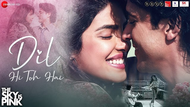 Dil hi toh hai lyrics - Arijit Singh & Antara Mitra | lyrics for romantic song