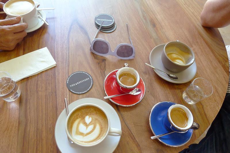 café para tres