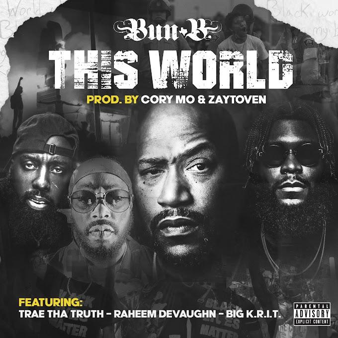 Bun B & Cory Mo - This World (feat. Big K.R.I.T., Trae tha Truth & Raheem DeVaughn) - Single [iTunes Plus AAC M4A]