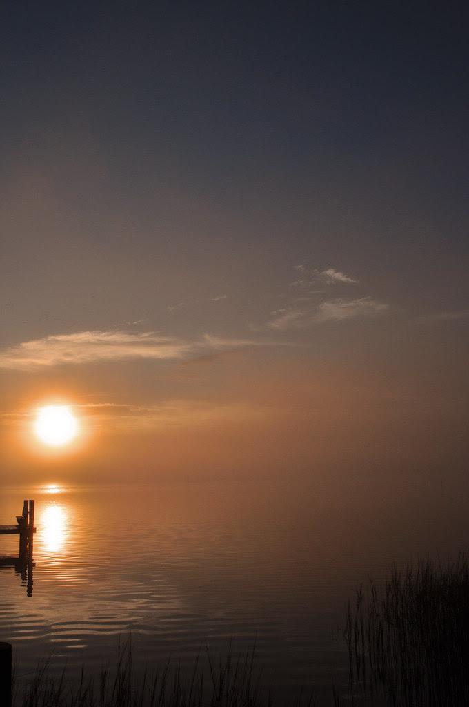 Metompkin Bay Sunrise 9
