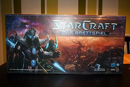 Starcraft Brettspiel Packung