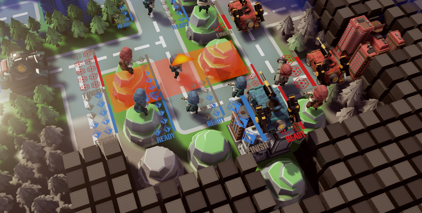 A cute strategy game is coming to Switch, but it's not Advanced Wars screenshot