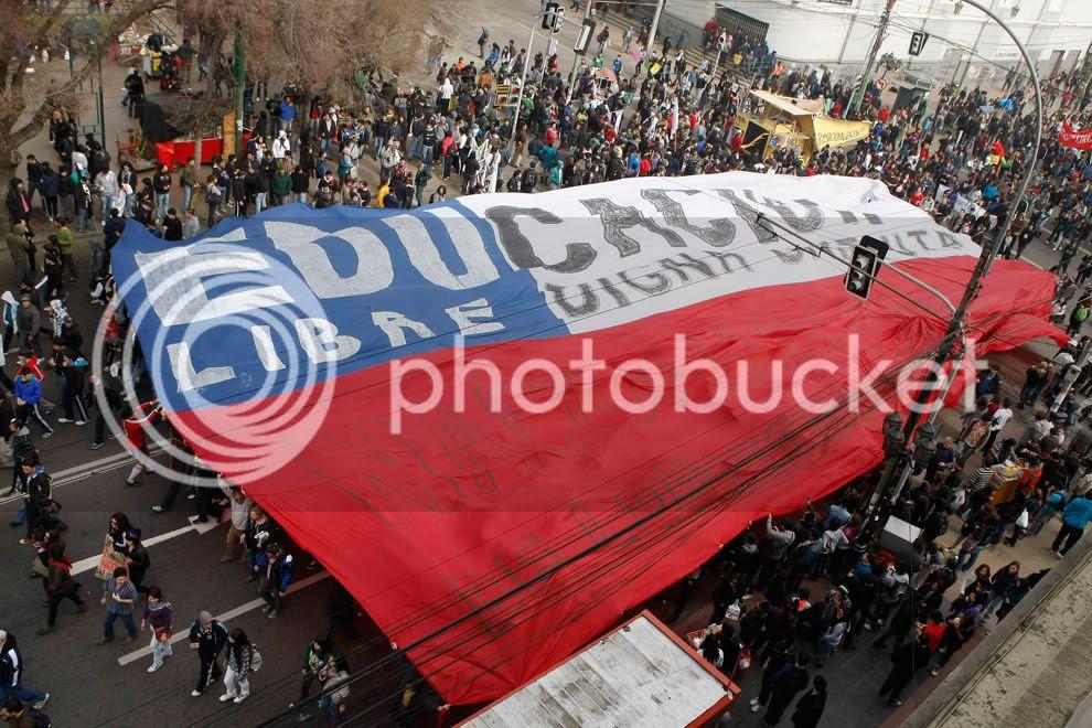 Risultati immagini per educacion gratuita en chile