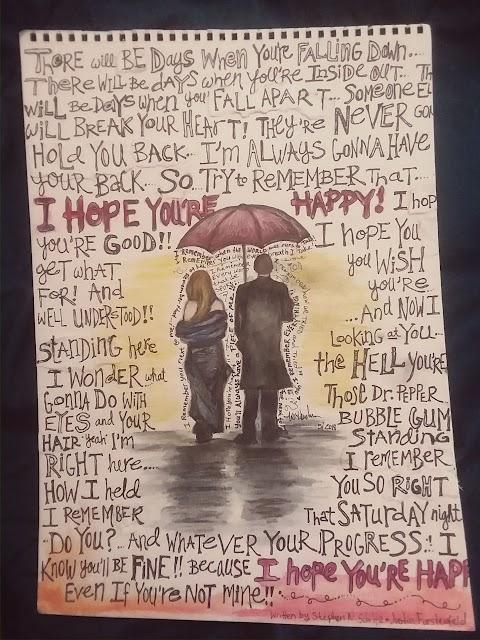 I Hope You Re Happy Lyrics Blue October