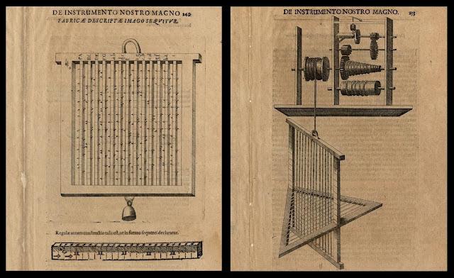 Fludd Music - Pars II Liber Septimus p249 - Pars II Liber Septimus p253