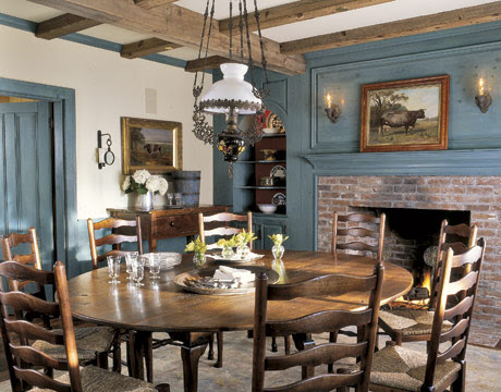 Warming A Room With Rustic Paint Colors - Rustic Crafts ...