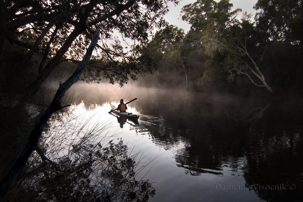 Morning light on river mist_c