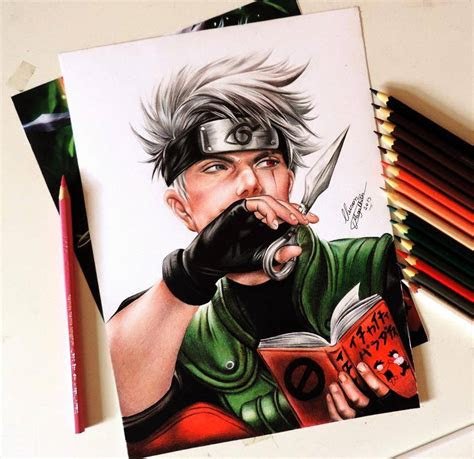 anime art drawing  cleison magalhaes
