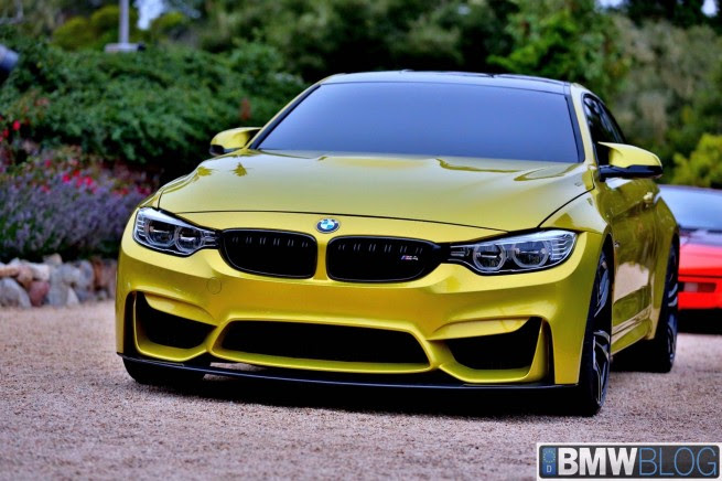 BMW M4 coming to DTM in 2014