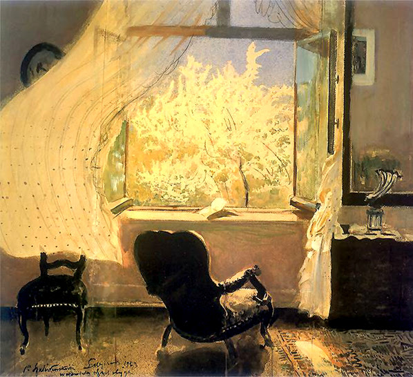 leon wyczolkowski primavera pintores y pinturas juan carlos boveri