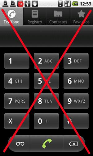 dialer 300x500 ¿No te gusta el dialer de Android?, pues se lo cambias y punto