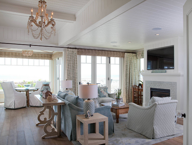 Beach house interiors. Beach house coastal interiors. Beach house interior design ideas. Neutral Beach house interiors. Beach house interior paint color. Beach house interior furniture. Beach house interior decor. Beach house interior design. #Beachhouse #interiors Kim Grant Design Inc.