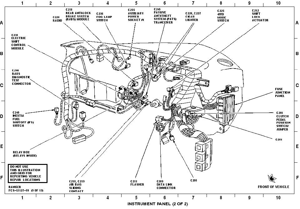 Ford Ranger Wiring Diagram 1998 Wiring Diagram Side Make A Side Make A Riply It
