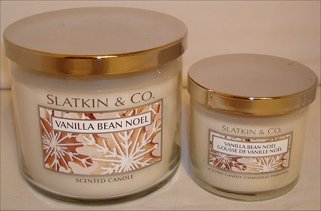 Slatkin & Co. Vanilla Bean Noel Candle Review & Pictures ...