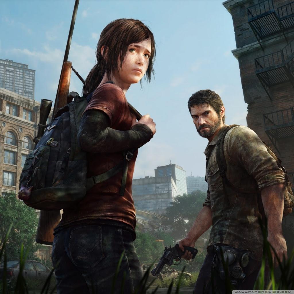 The Last Of Us Game Ultra Hd Desktop Background Wallpaper For 4k