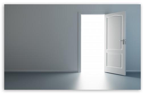 เปิดประตูค้างไว้