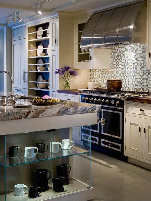 Whitewashed Oak Cabinets Home Design Ideas, Pictures ...