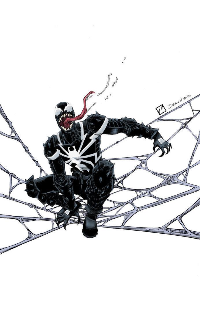 redcell6:Agent Venom by Declan Shalvey
